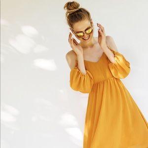 Anthropologie Moulinette Soeurs Carina Dress